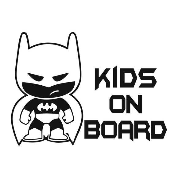 Baby On Board Batman
