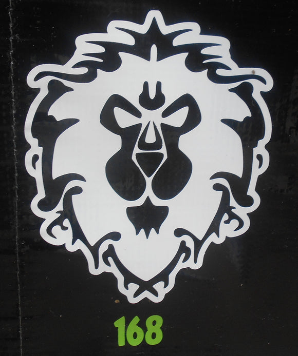 Alliance Logo Sticker