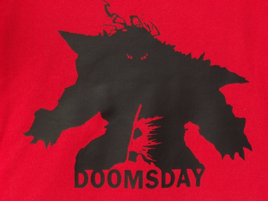 Doomsday Silhouette T-shirt