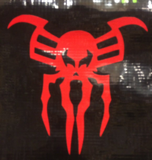 Spiderman 2099 Vinyl Decal