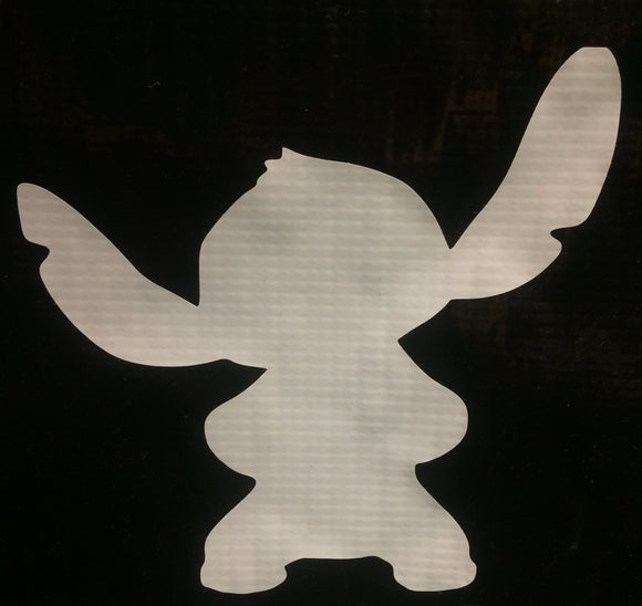 Stitch from Lilo & Sitch Vinyl Decal