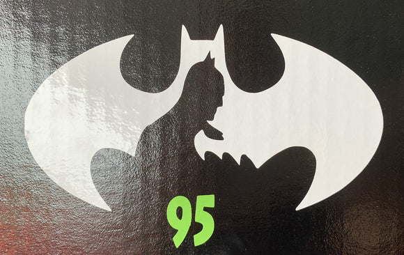 Batman Silhouette Vinyl Decal
