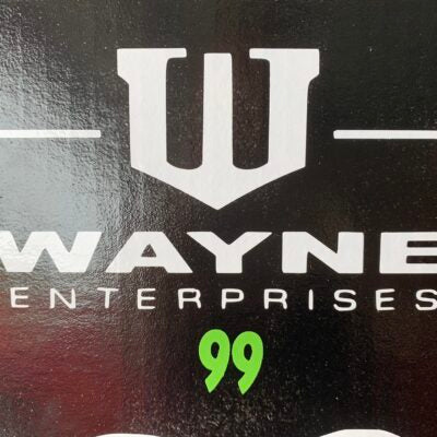 Wayne Enterprises Vinyl Decal
