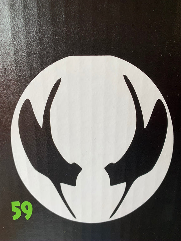 Grendel Logo Vinyl Decal