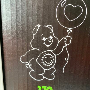 The Care Bears- Funshine Bear Vinyl Decal
