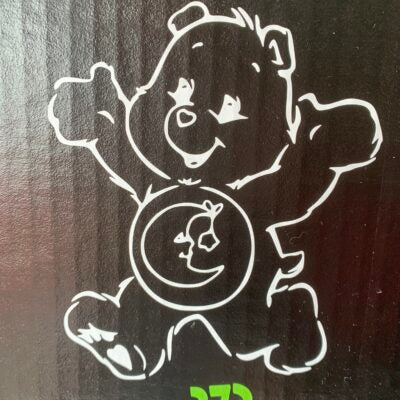 The Care Bears-Bedtime Bear Vinyl Decal