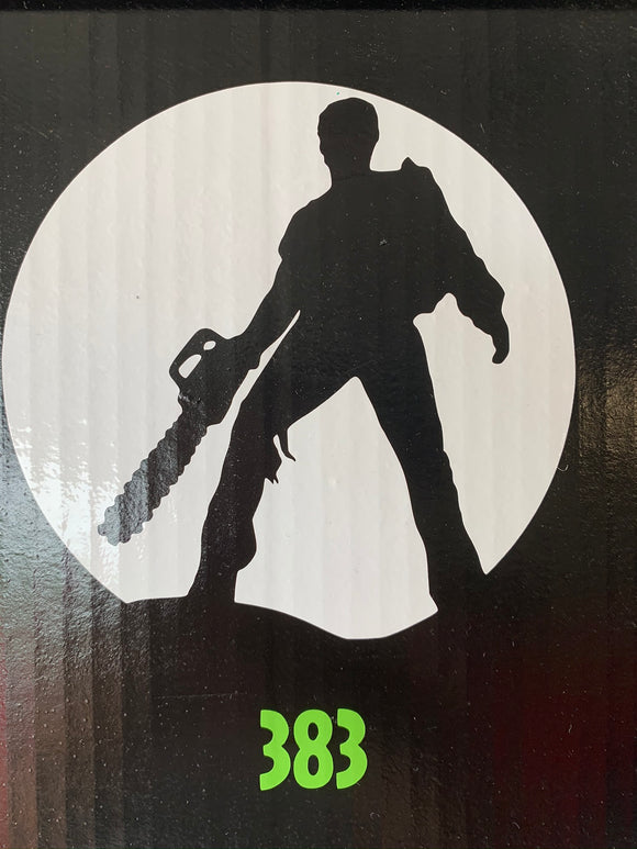 Ash from the Evil Dead Vinyl Decal