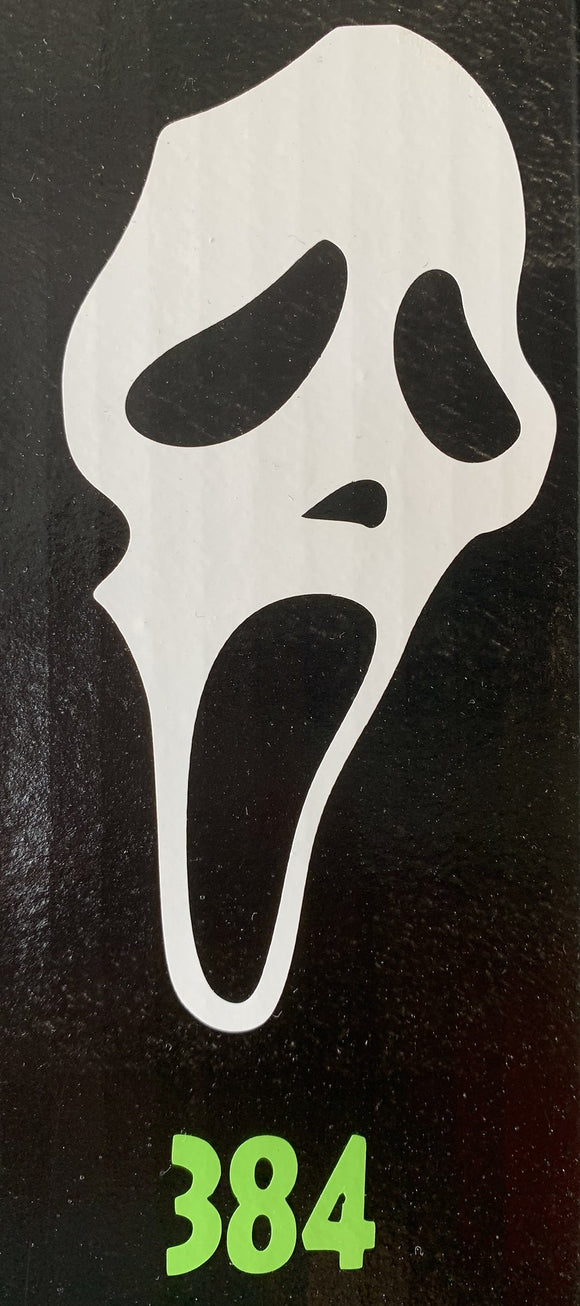 Ghostface Vinyl Decal