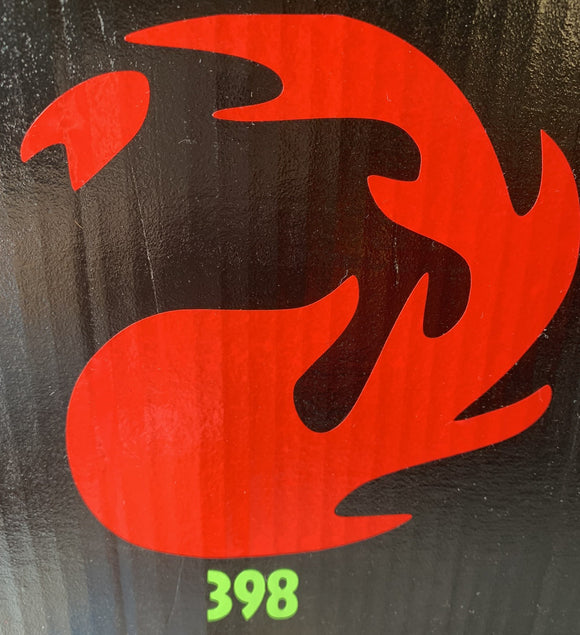 Magic the Gathering: Fire Vinyl Decal