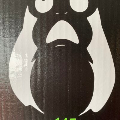 Porg from Star Wars Vinyl Decal