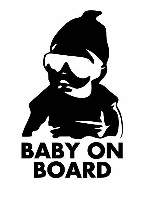 Baby On Board Sunglasses