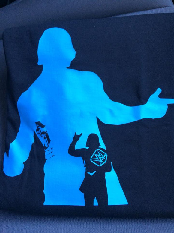 A.J. Styles Silhouette T-Shirt