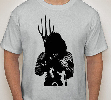 Aquaman Custom Super Silhouette T-Shirt