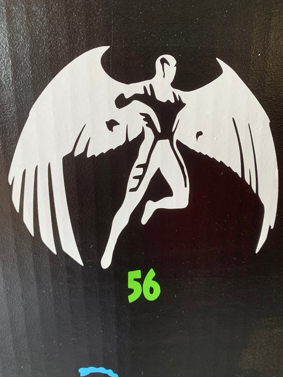 Archangel Vinyl Decal