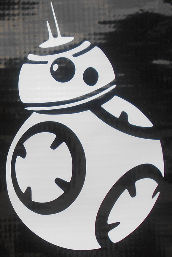 Star Wars- BB-8 Decal