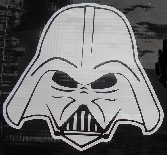 Darth Vader Vinyl Decal