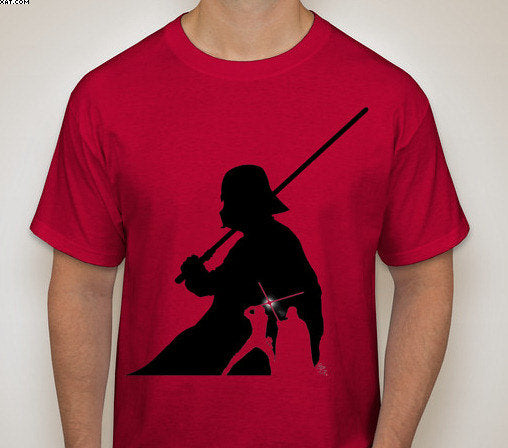 Star Wars: Darth Vader Silhouette T-Shirt