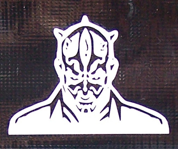 Darth Maul sticker