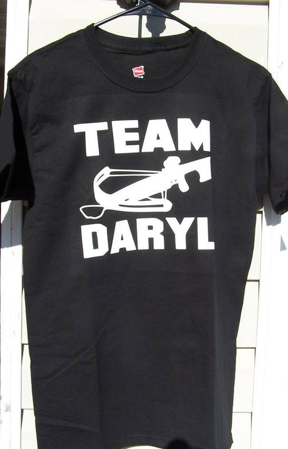 Team Daryl from the Walking Dead T-Shirt