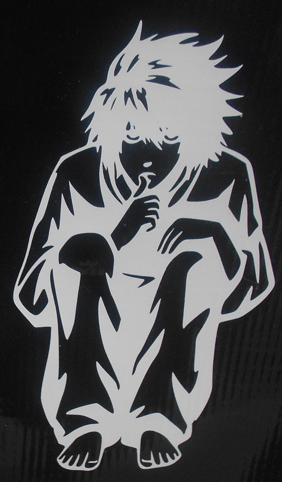 Deathnote Vinyl Decal
