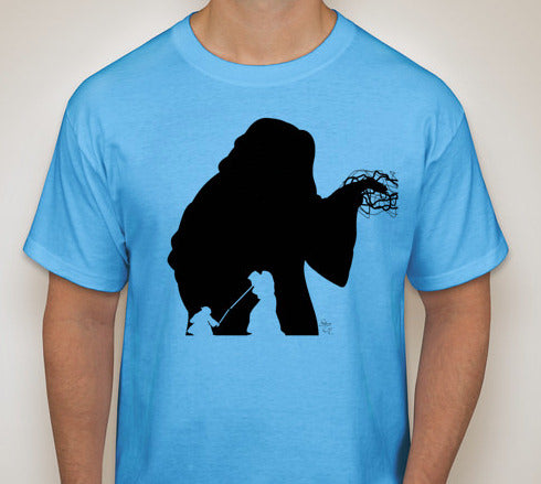 Emperor Palpatine Silhouette T-Shirt