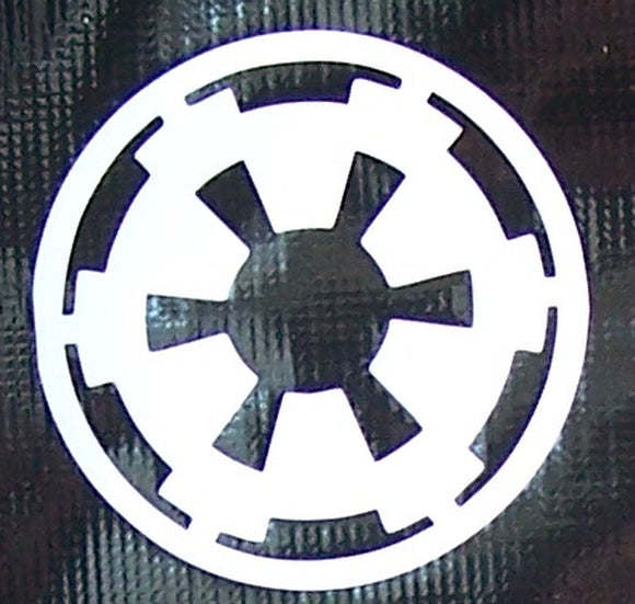 Star Wars Imperial Crest sticker