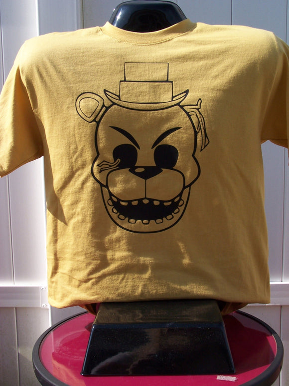 Five Nights at Freddy's- Golden Freddy
