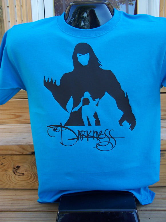 Jackie from the Darkness Silhouette T-Shirt