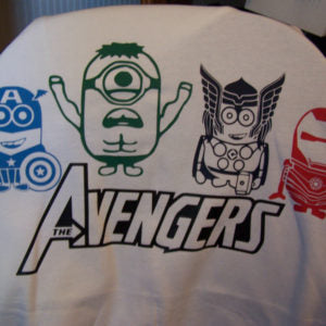 The Avengers Minions