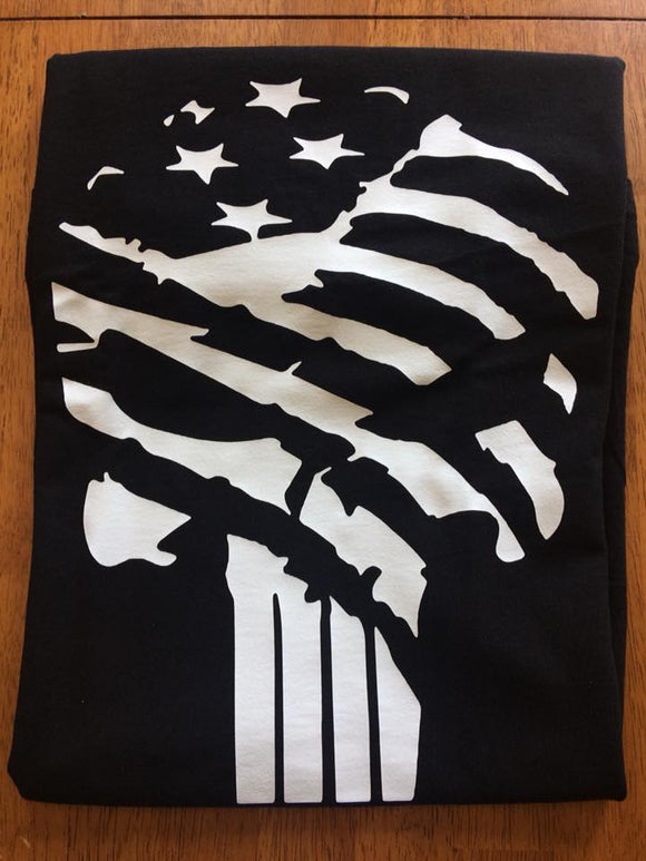 Punisher Flag T-Shirt