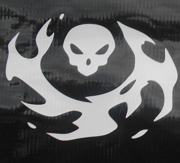 Overwatch Reaper Death Vinyl Decal