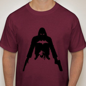 Red Hood Silhouette T-Shirt