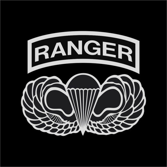 RANGER VINYL DECAL