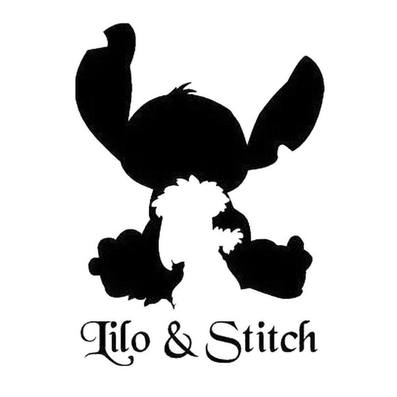 Lilo & Stitch Decal