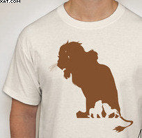 The Lion King: Scar Silhouette T-Shirt