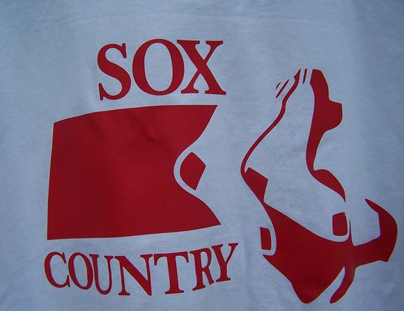 Red Sox Country Short Sleeve T-shirt