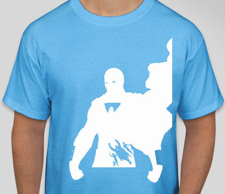 Space Ghost Silhouette T-Shirt