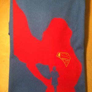 Supergirl Silhouette T-Shirt