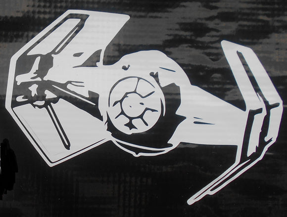 Tie Fighter Vinyl Decal