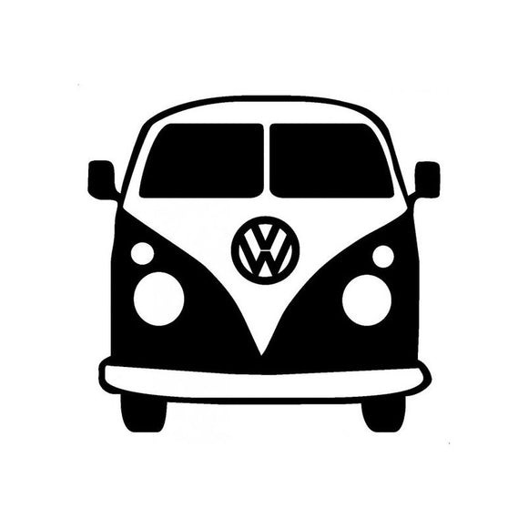 Volkswagon Bus Decal