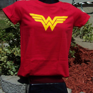 Wonder Woman Logo Tshirt