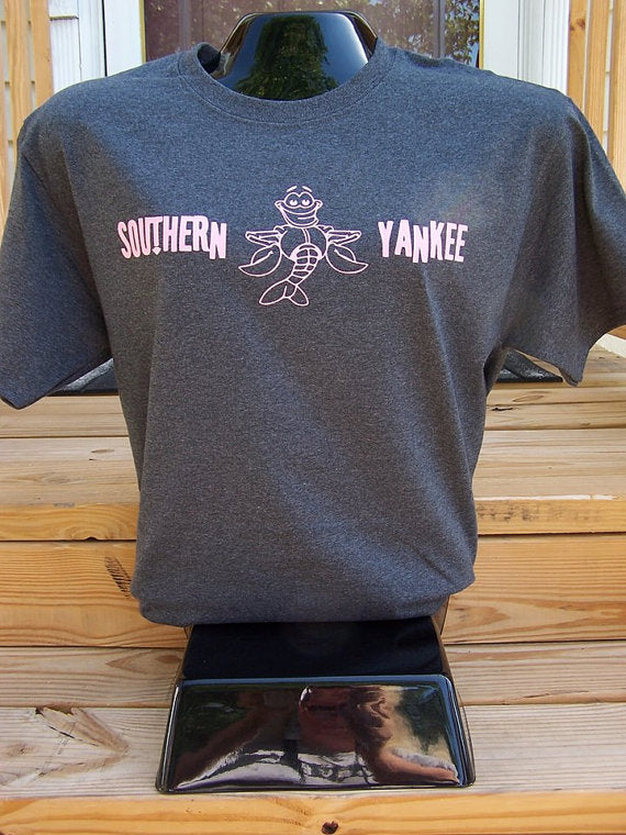 Southern Yankee with Lobster T-Shirt