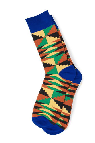 Kente Socks RebelManclothing