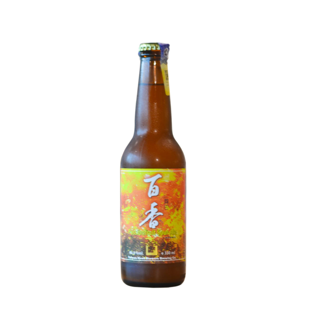 Taiwan Head Brewers Passion Fruit Sour Ale