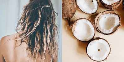 how to use everyday staples as hair masks!