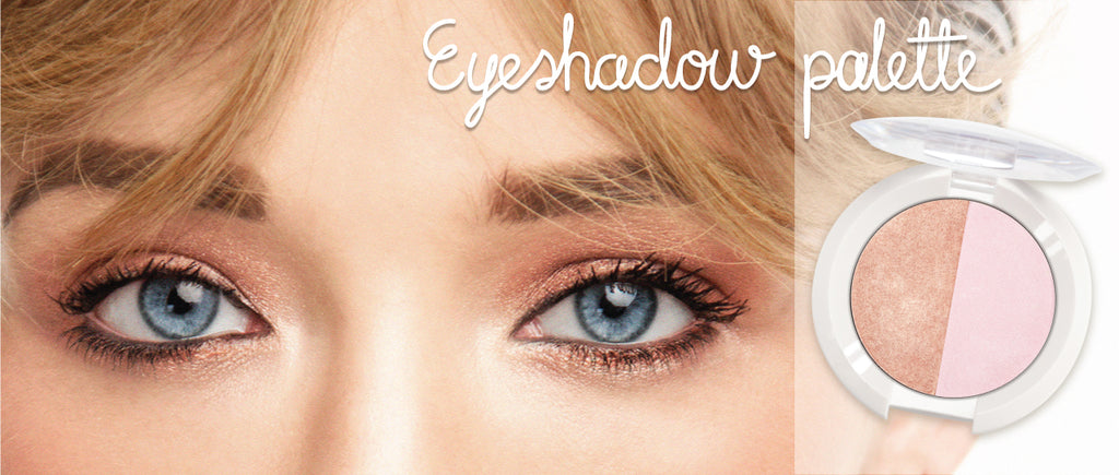 Find the best eyeshadow palette for your eye colour