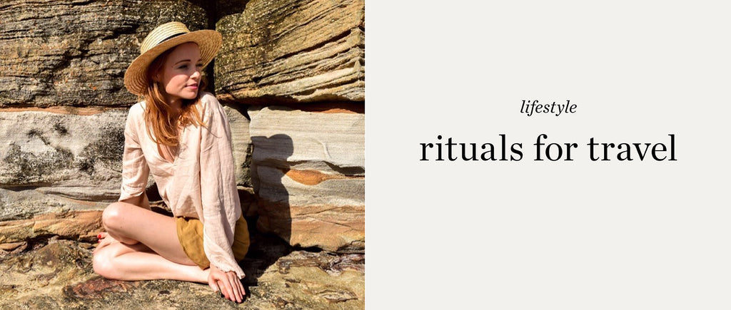 rituals for travel
