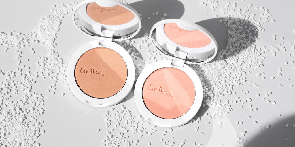 All about this beauty: tapioca cheek colour