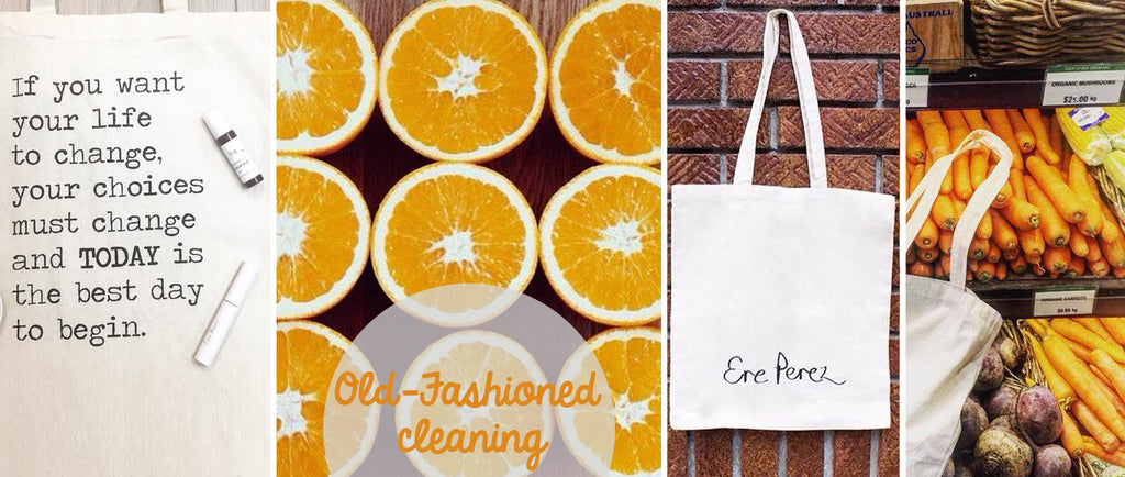 Household cleaning without chemicals