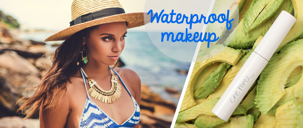Waterproof makeup with no chemicals
